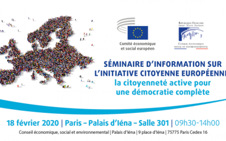 Information Seminar on the European citizens' initiative