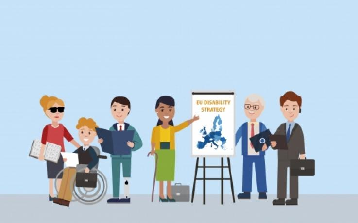 Shaping the EU agenda for disability rights 2020-2030
