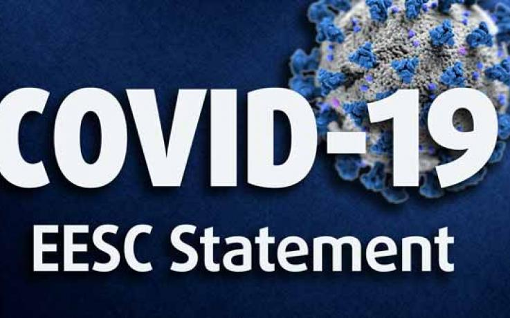 EESC statement - COVID-19: Now, we are either a Union or we are nothing