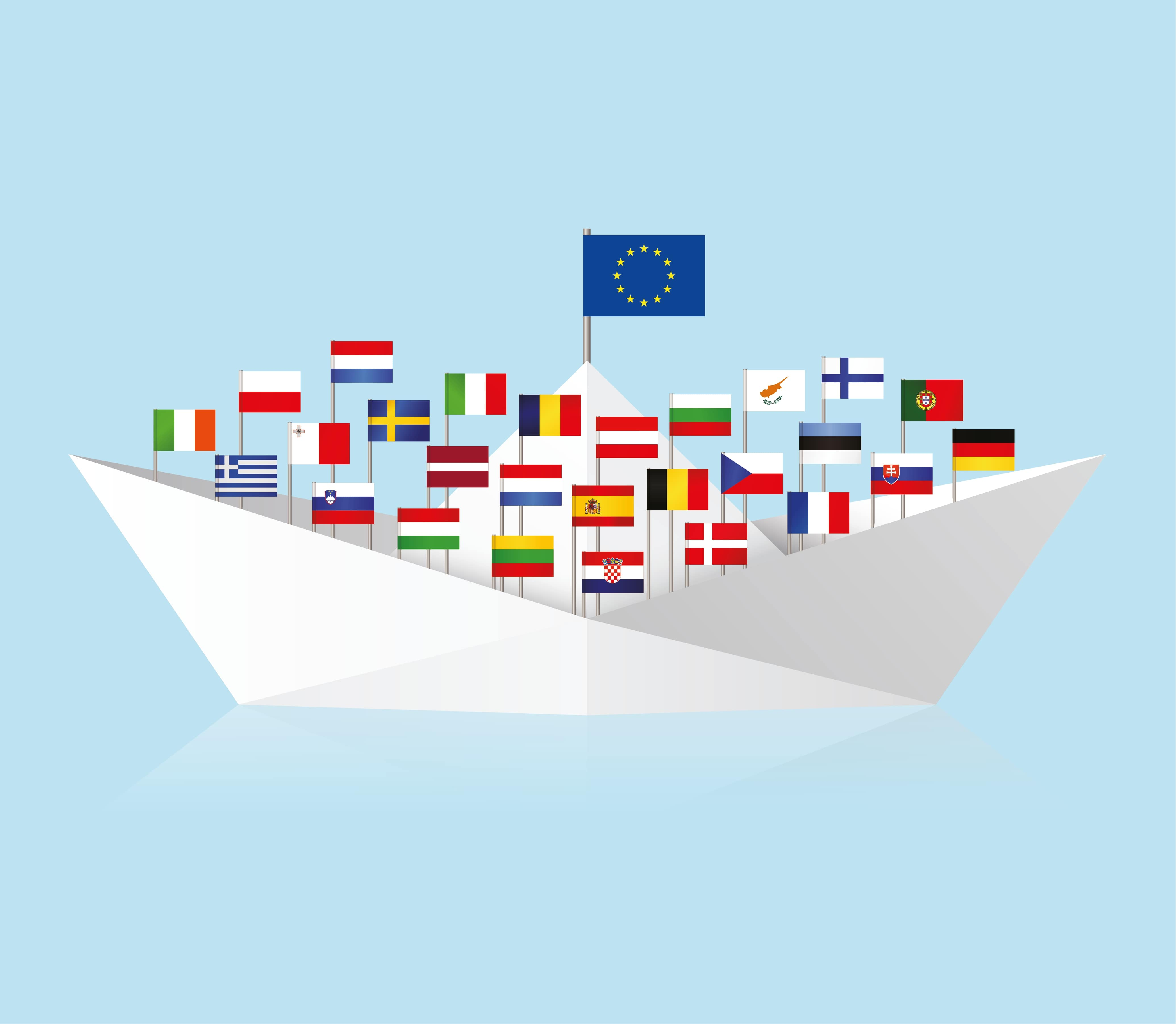 Shared EU issues/competences
