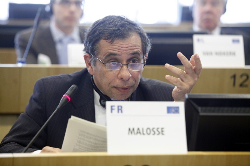 Henri Malosse, President of the Employers Group