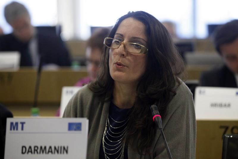 Anna-Maria Darmanin, EESC Vice-President
