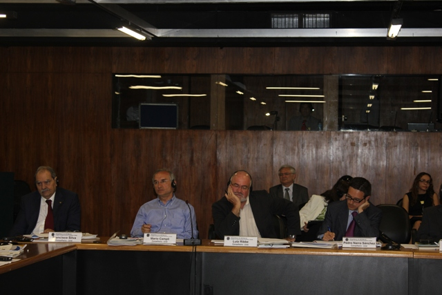 EESC members at the 4th EU-Brazil Round Table 26-27.04.2011