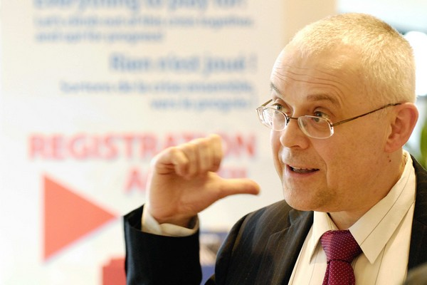 Vladimír Špidla, Commissioner for Employment, Social Affairs and Equal Opportunities