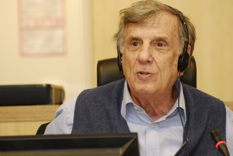 Ferdinando Riccardi, editorialist, Agence Europe