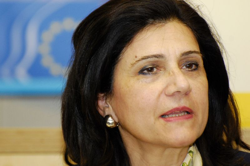 Rodi Kratsa-Tsagaropoulou, Vice-President of the European Parliament, Member of the Group of the European People's Party