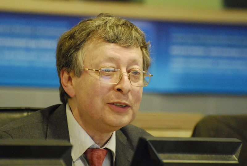 Jan-Robert Suesser, rapporteur, Vice-President of the European