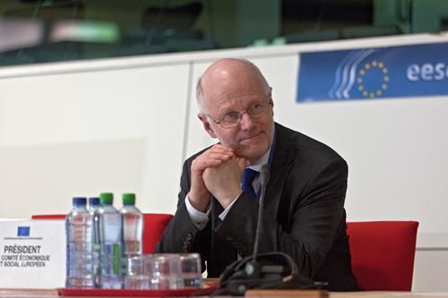 Staffan Nilsson, EESC President