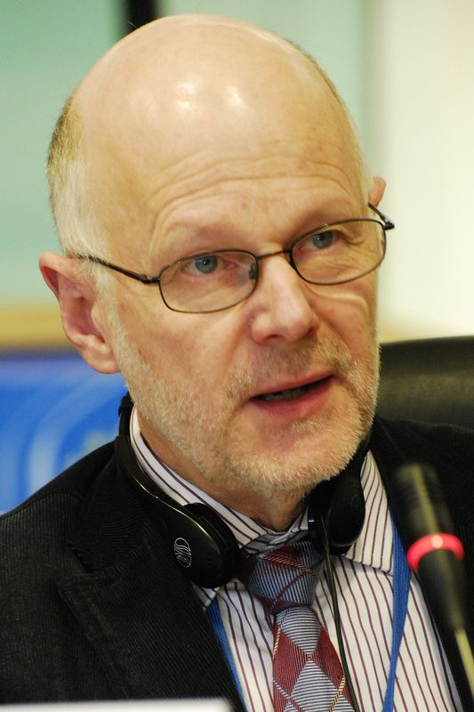 Staffan Nilsson, President of the Various Interests Group of the European Economic and Social Committee (EESC)