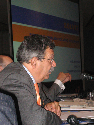 Mr E.M. Iozia at the SMO public hearing, 14.06.2007