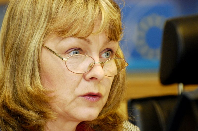Sylvia-Yvonne Kaufmann, MEP, member of the Committee on Constitutional Affairs