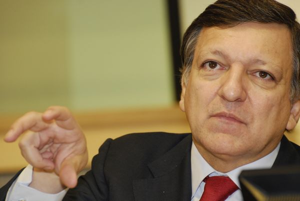 President of the European Commission José Manuel Barroso