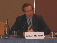 Anthony Murphy - Director of Department of Trade and Industry