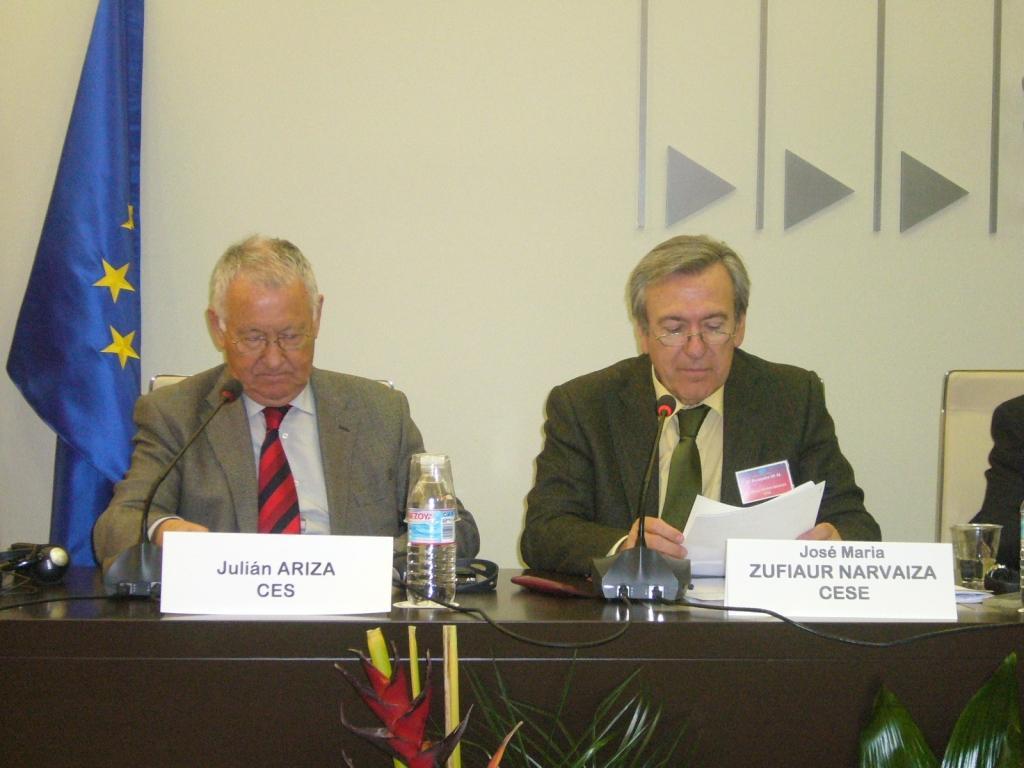 M. Aziria et M. Zufiaur