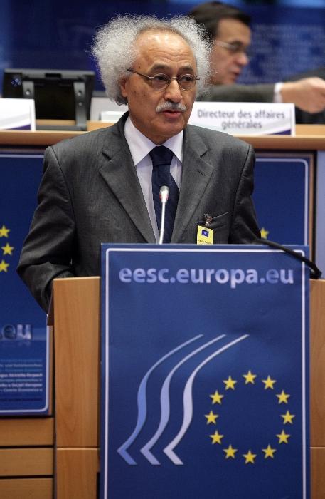 Mr Mohammed Seghir BABES, President ESC of Algeria