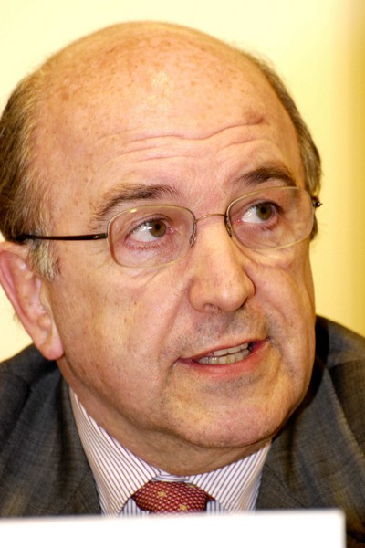 Joaquín Almunia, Commissioner for Economic and Monetary Affairs