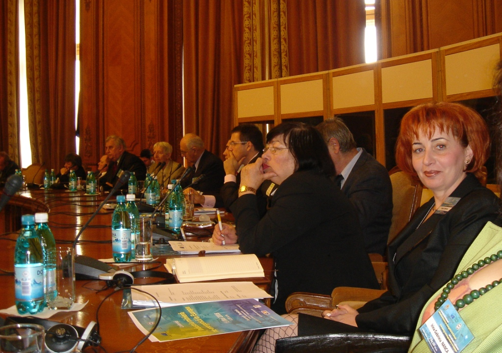 Photo from the conference