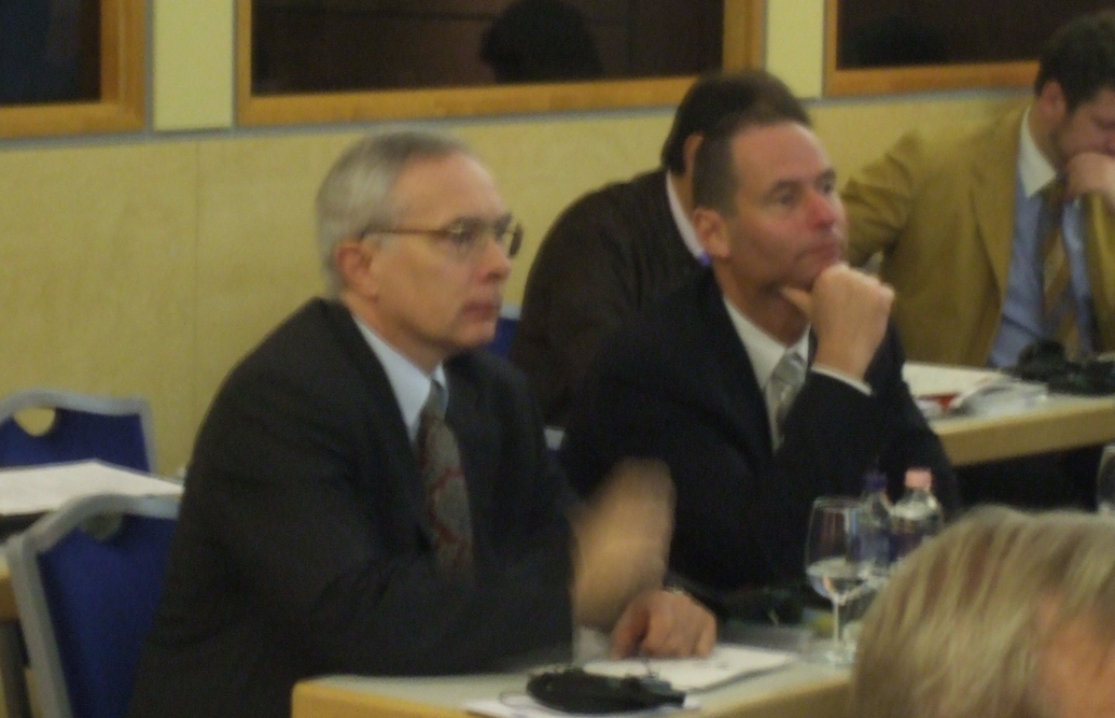 Photo from the hearing
