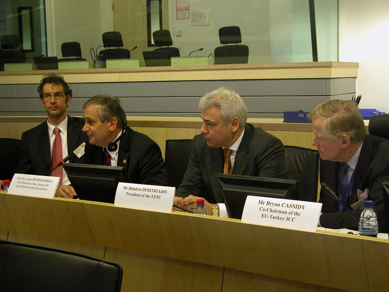 Picture of the 22nd jcc EU-Turkey meeting