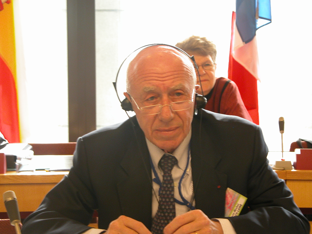Mr Jean-Michel BLOCH-LAINÉ, member of the EESC Various Interests' Group