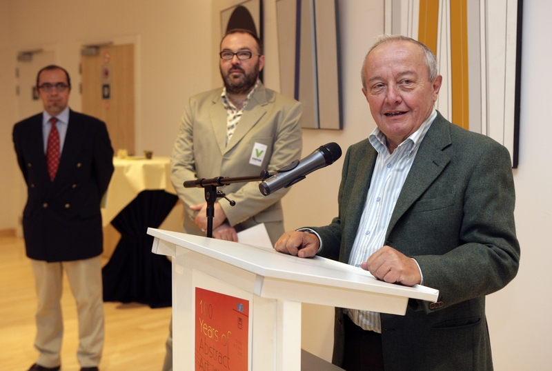 Mario Sepi's speech at the opening of the exhibition