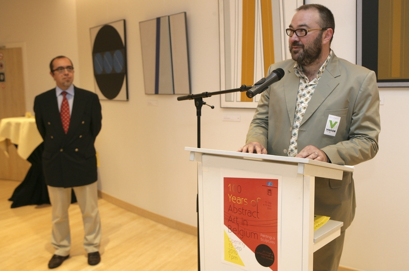 Speech of Serge Birenbaum