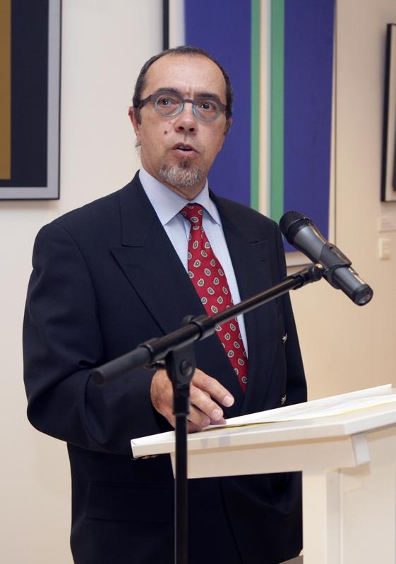 Speech of Etienne Boumans