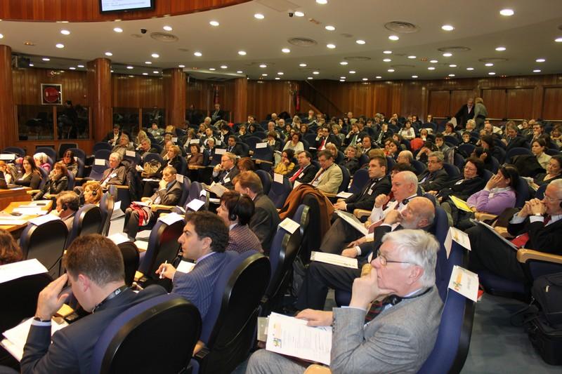 European Consumersday 2010, Madrid - The auditorium