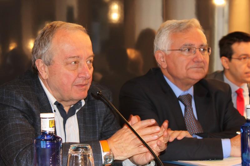 Mario Sepi at the European Consumersday 2010, Madrid