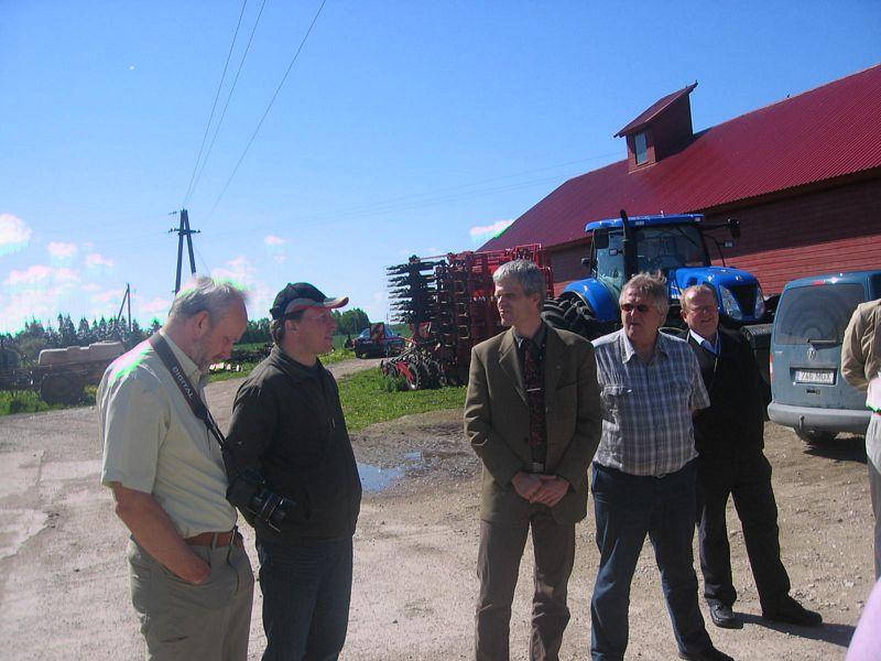 Visit to the Männi Farm