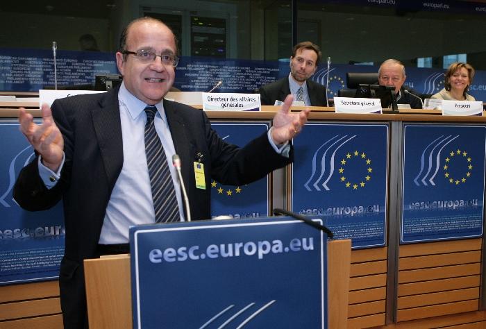 Mr Roger NASNAS, President ESC of Lebanon