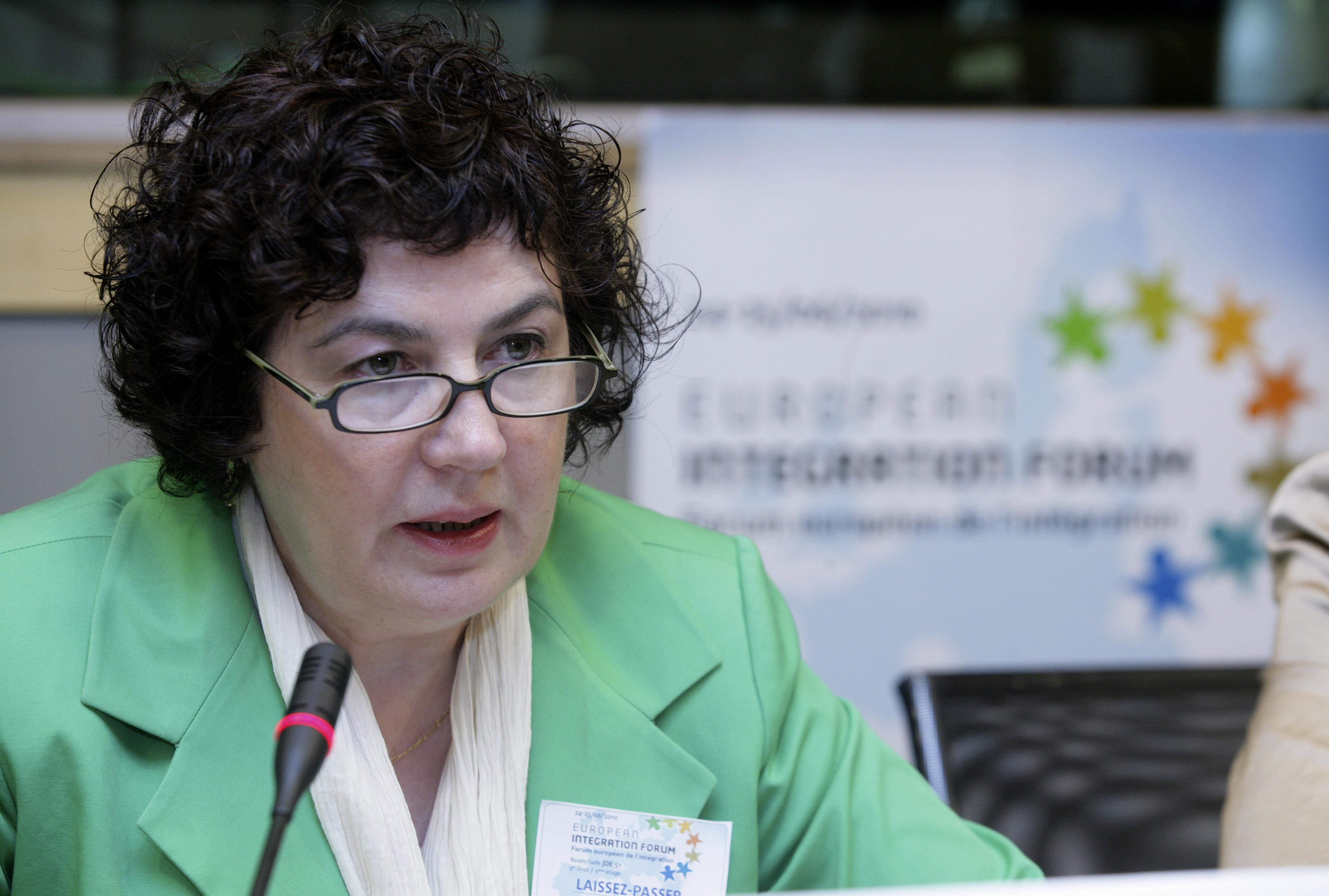 05. Estrella Rodriguez Pardo, representative of the Spanish Presidency of the Council of the EU