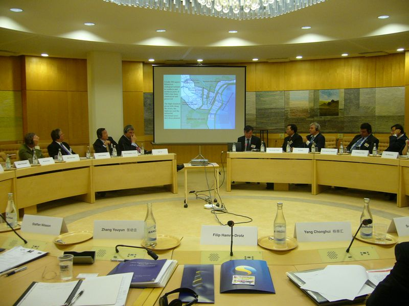 Picture of the round table