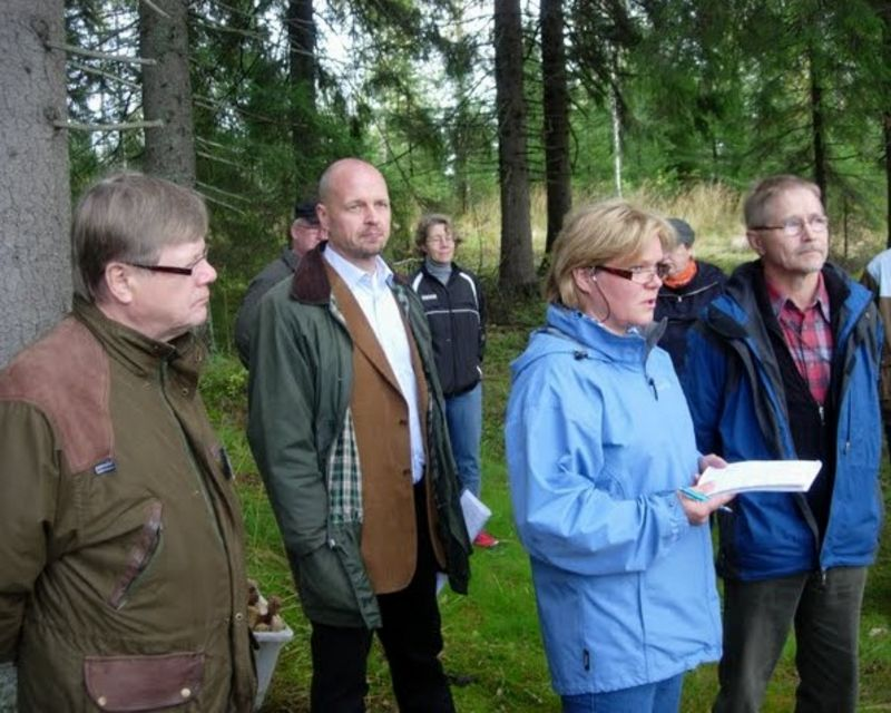 Study Visit Family Forestry Tohmajarvi