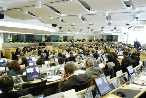 Pictures of the European Consumer Day 2009