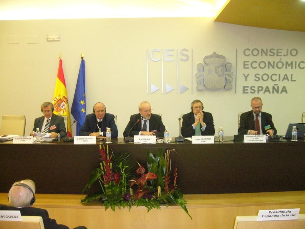 Working session on innovation