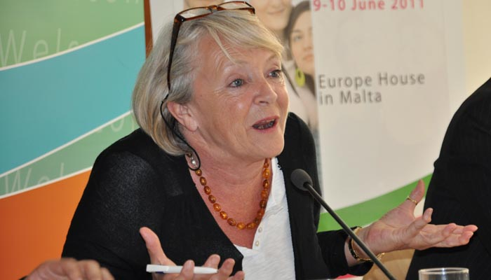 9 June 2011  - Panel II ˆ  From education to jobs in Europe- Ms Jane Morrice, EESC member