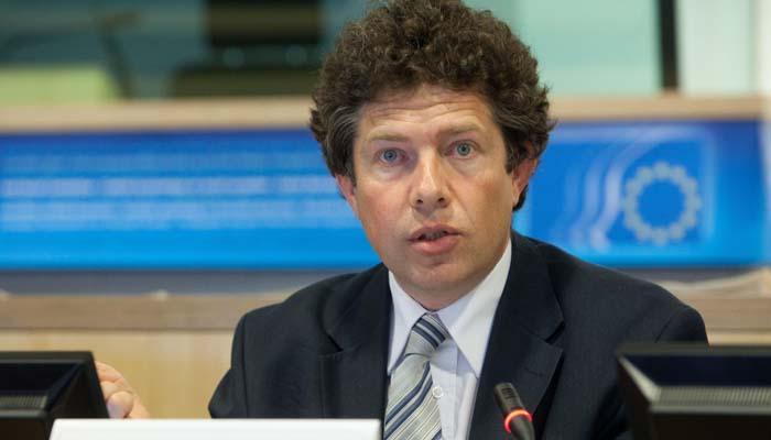 Mr de Bucquois, CEDAG