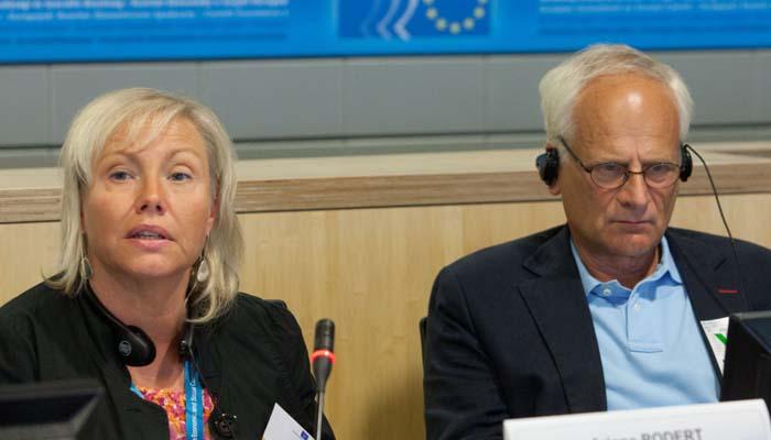 Ms Rodert, rapporteur