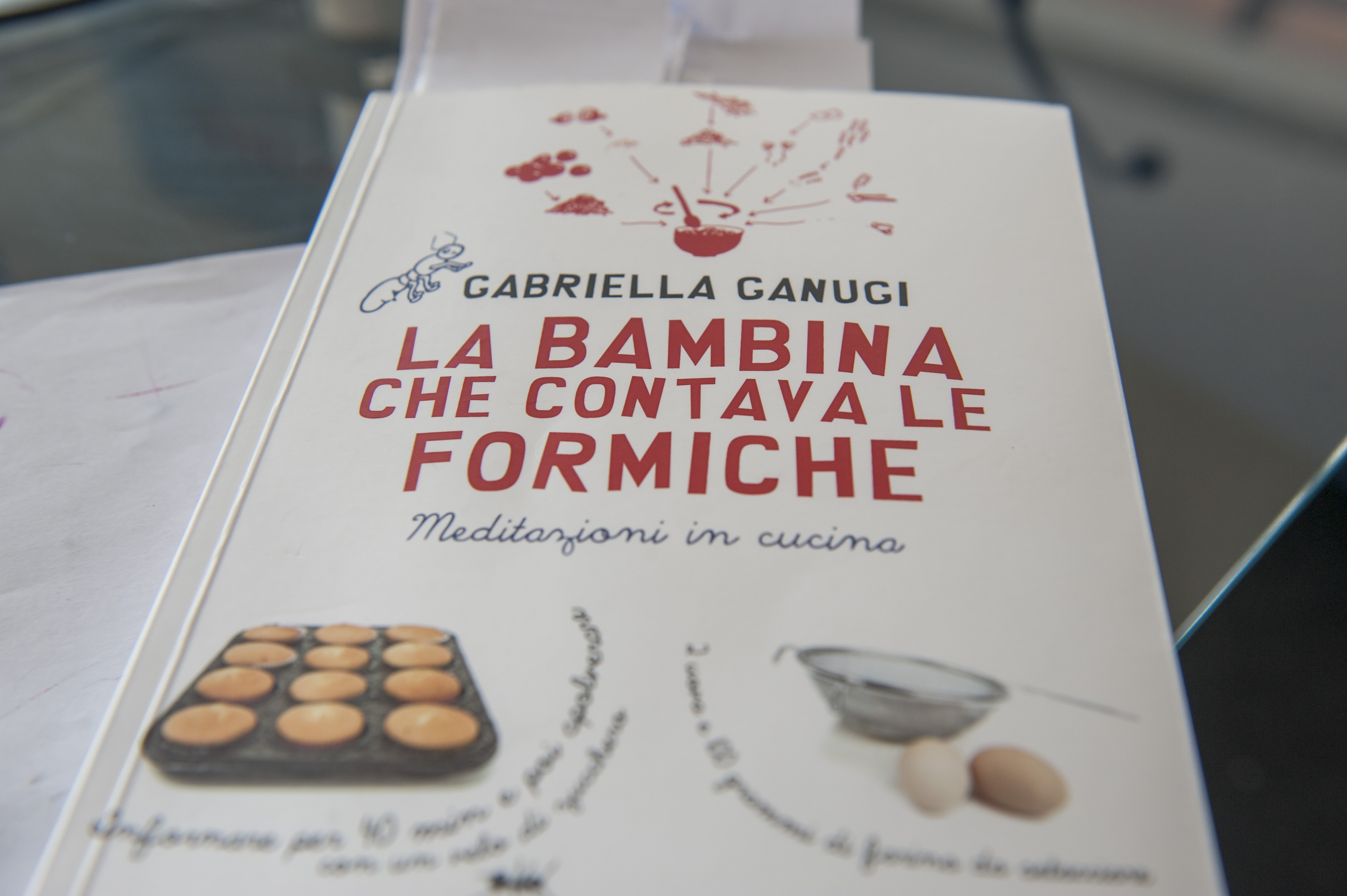 Literature lunch gabriella ganugi european economic and - Formiche in cucina ...