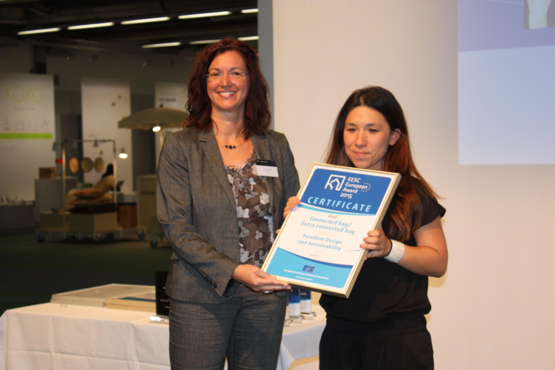 Eesc awards for sustainable design 2015 european for Garderobe x3