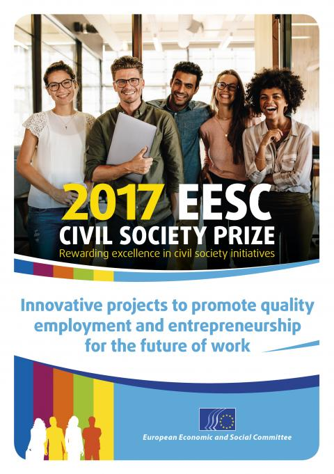 Civil Society Prize brochure