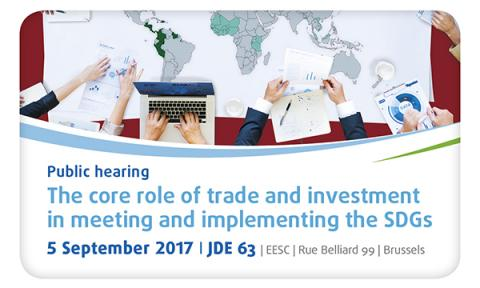 Investingcom Calendario Economico.Hearing On The Own Initiative Opinion On The Core Role Of