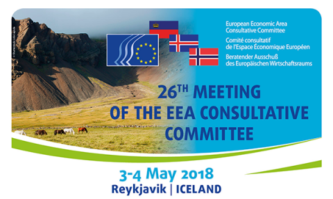26th meeting of the European Economic Area Consultative Committee
