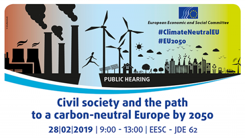 Civil Society And The Path To A Carbon Neutral Europe By 2050