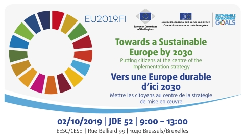 Calendario Fi.Towards A Sustainable Europe By 2030 European Economic And