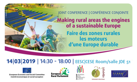 Making rural areas the engines of a sustainable Europe