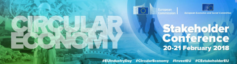 Circular Economy Stakeholder Conference Header Image