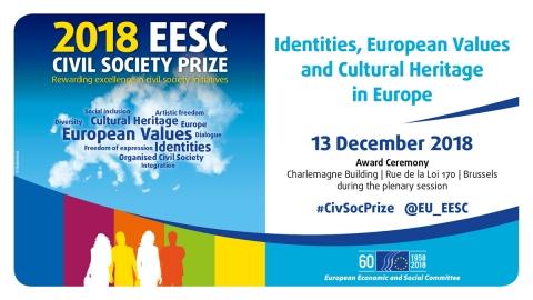 #CivSocPrize @EU_EESC