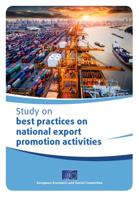 Study on best practices on national export promotion